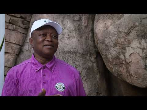 Dr Popo Molefe : Founder and Chairperson of Popo Molefe Foundation