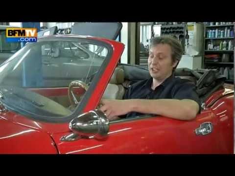 Garage halleur restauration reparation voiture collection region paca saint andiol youtube - Garage restauration voiture ...