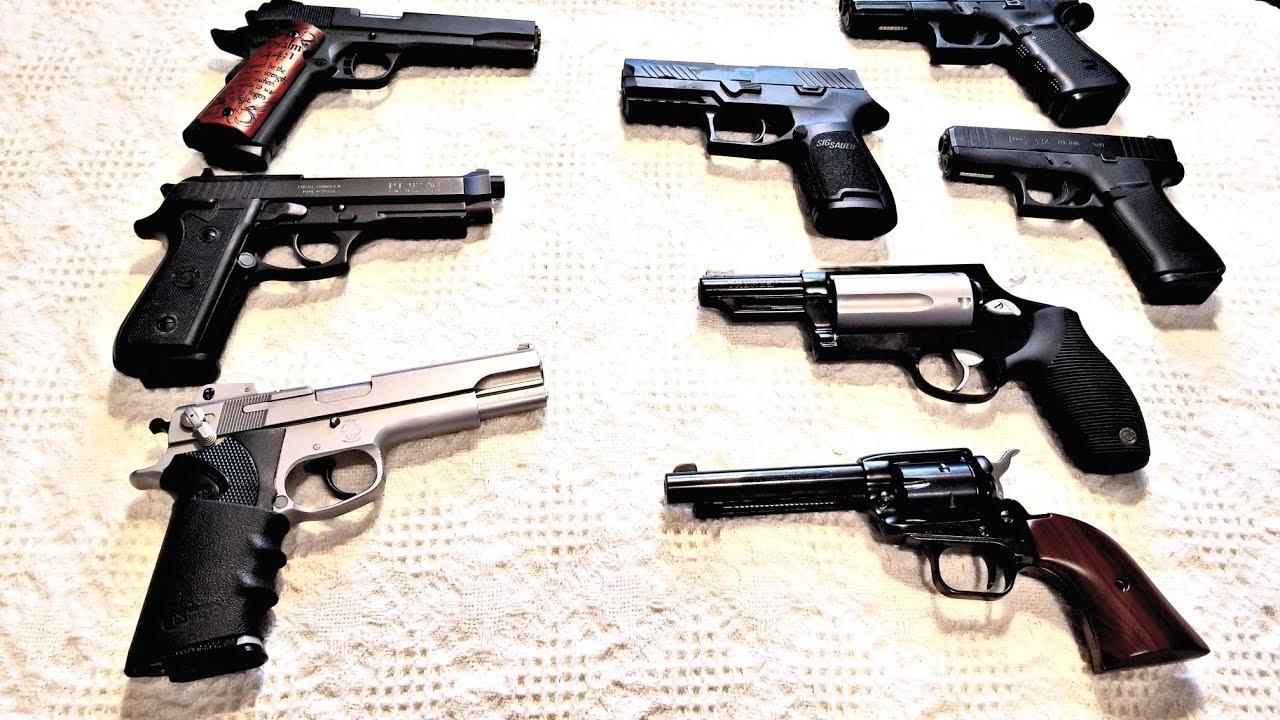 Range Gun vs Defensive Gun