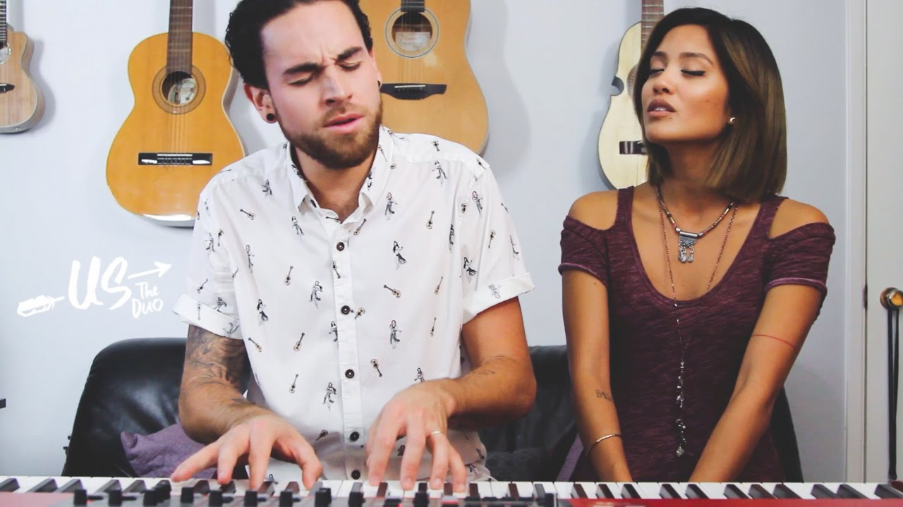 Top Hits of 2014 in 2.5 Minutes - Us The Duo - YouTube