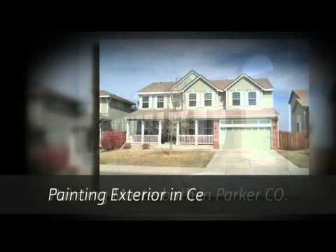 video:Parker Painters and Paint Contractor Services