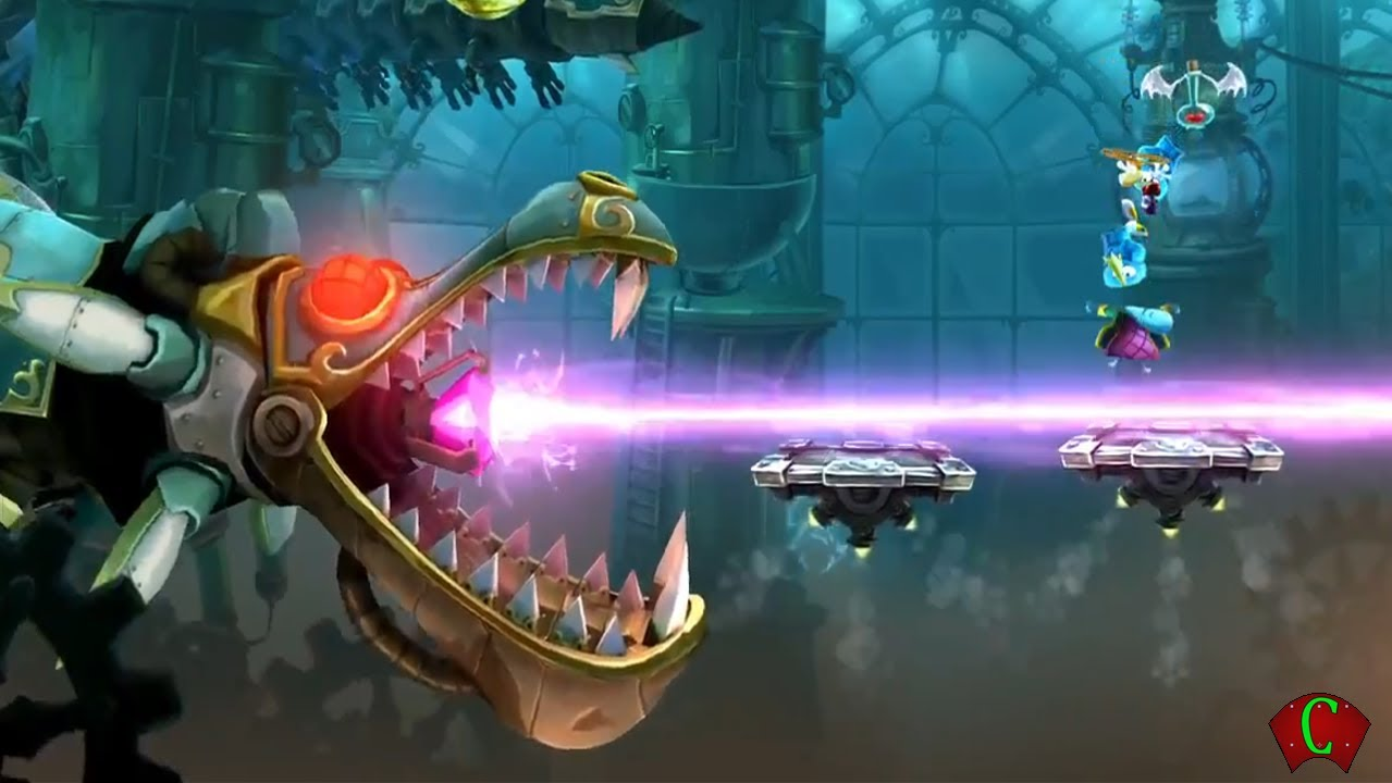 Rayman Legends Gameplay PS4/Xbox One Launch Trailer 【HD】 - YouTube