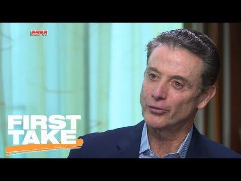 First Take analyzes Rick Pitino