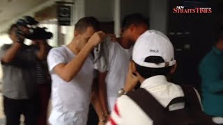 Two foreign private university students acquitted of drug trafficking charge