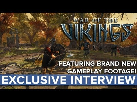 War Of The Vikings - EXCLUSIVE Interview - Eurogamer