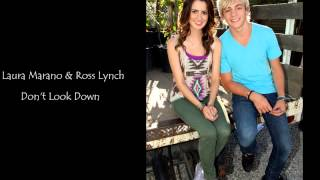 Laura Marano & Ross Lynch - Don't Look Down (Audio) | From Austin & Ally | Turn It Up