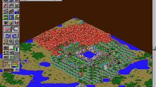 Simcity 2000 parade map fake copy of simcity 2000 retail