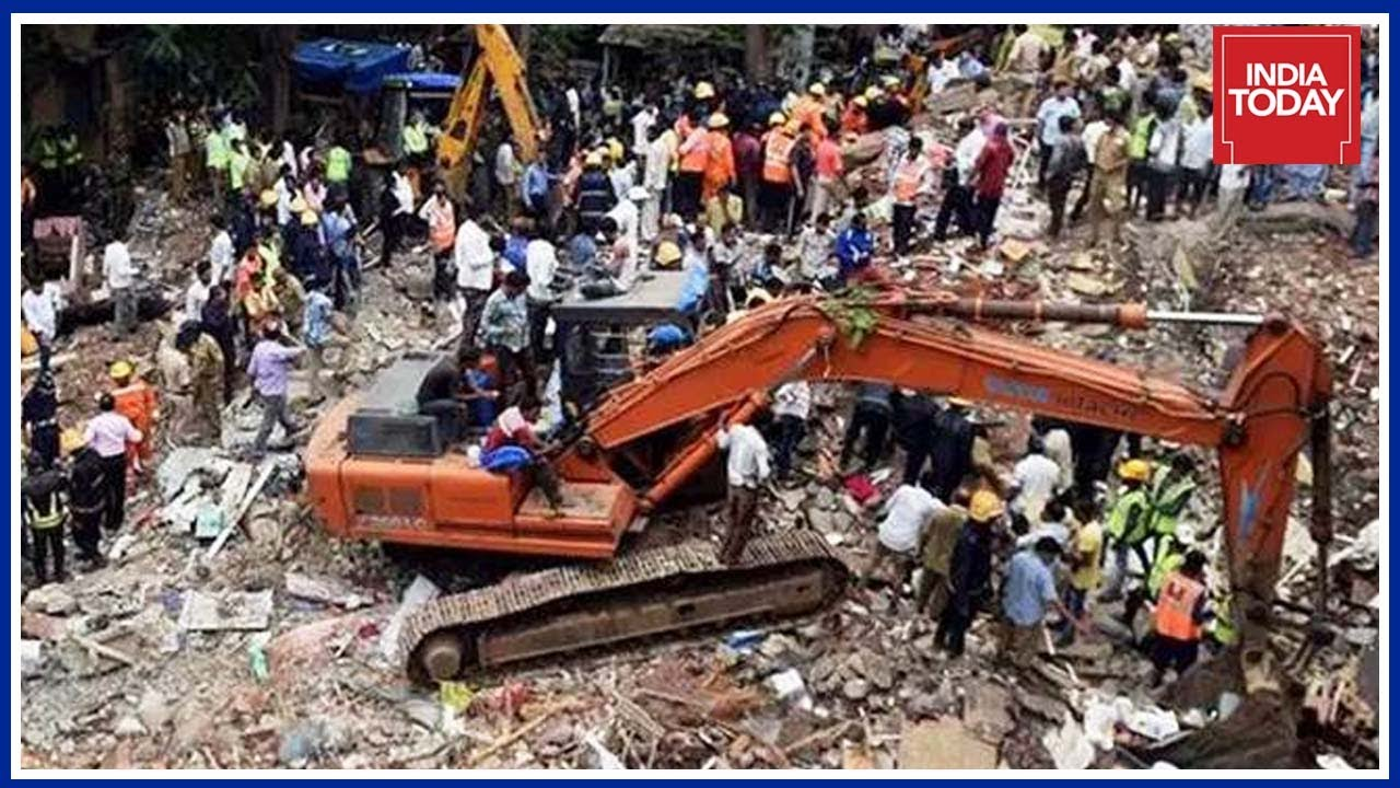 Ghatkopar Building Collapse : Who Takes Responsibility Of 17 Lives ?