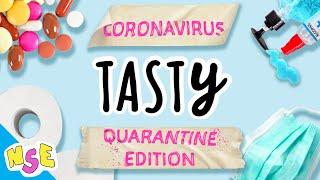 3 Recipes to Make While in Coronavirus Quarantine - BUZZFEED TASTY PARODY