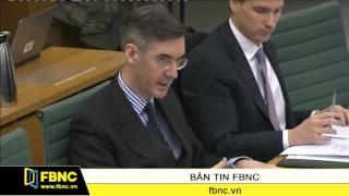 FBNC - Anh rời EU có thể khiến các ngân hàng rời khỏi Anh