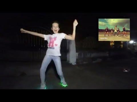 девочка в танцах из клипа биг дик