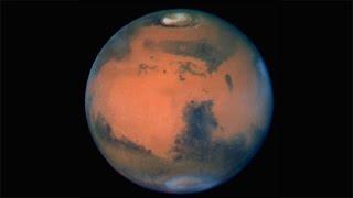 NASA Detects Liquid Water on Mars