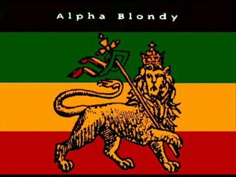 ALPHA BLONDY Jah Houphouet