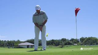 Golf Learning Center Tips - How to improve your putting