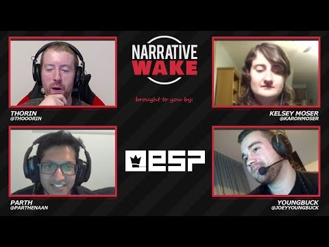Narrative Wake Episode 17: Coaching in the West (feat. Parth and Youngbuck)