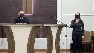 IP Arapongas - Pr Antonio Donadeli - Discípulo de Cristo - 28-06-2020
