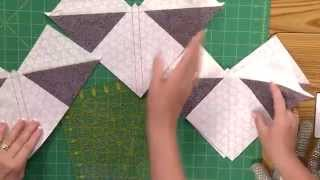 How To Make The Geese Go Modern Quilt