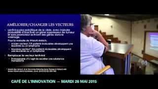 Pr B. Hirschel - Guérison de l'infection VIH par thérapie génique