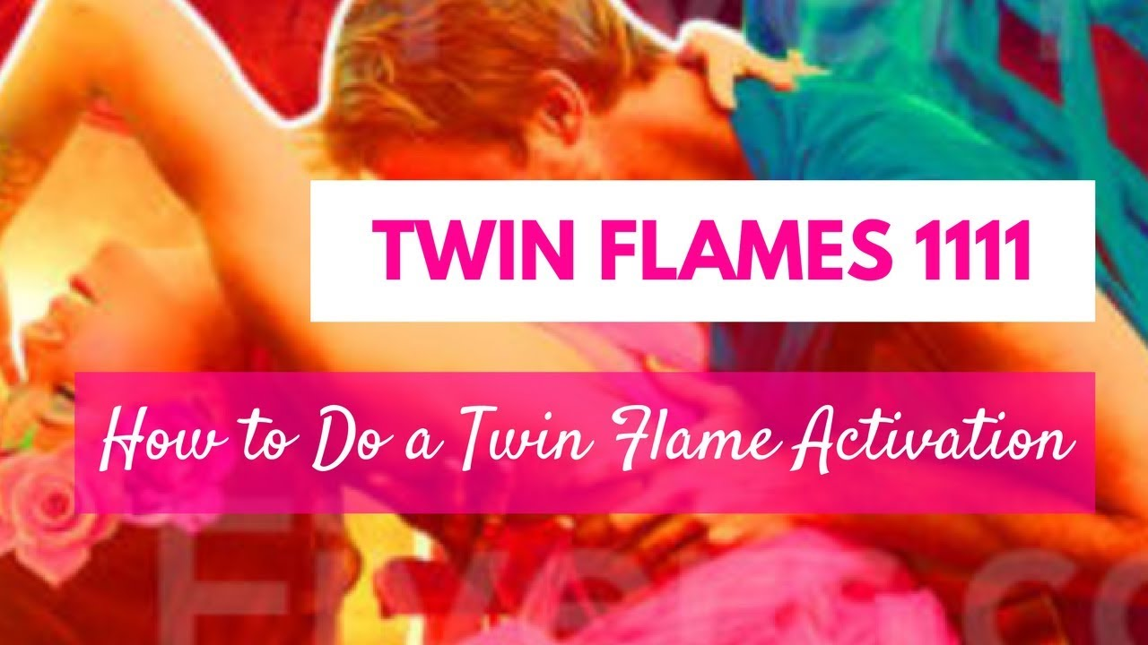 TWIN FLAMES 1111: How to Prepare for and Do a Twin Flame Activation Ritual  Ceremony