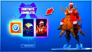 🔴 NEW FREE RECOMPENSE!! BOUTIQUE of JANUARY 4th! LIVE FORTNITE EN