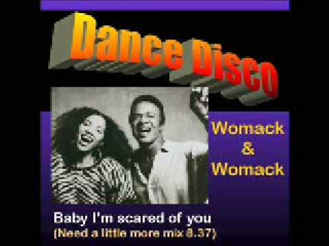 Womack & Womack: Baby I'm scared (Remix)