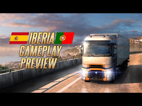 ETS2: Iberia Gameplay - Algeciras to Malaga