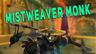 MISTWEAVER MONK - BfA BETA | MW Utility - Changes - Gameplay & Healer Balance | Battle for Azeroth