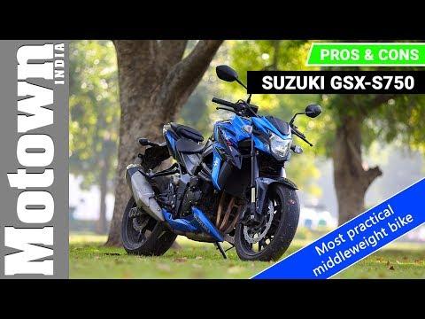 Suzuki GSX-S750 | Pros & Cons | Motown India