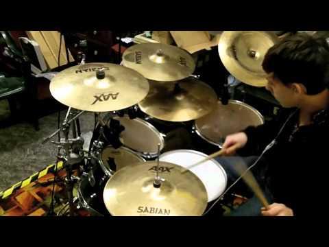 DAM drum cover -  Al Jarreau - Mas Que Nada