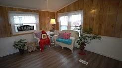 SOLD: 1 Bed 1 Bath 616 Sq Ft $38,000 at Lot J-3 in Carteret Mobile Park www.MyHomeInCarteret.com