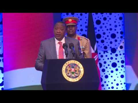 The Generation Initiative Kenya Graduation - President Uhuru Kenyatta Address