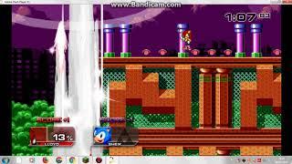 Sonic mania mod goku mania my w i p mod projects videos