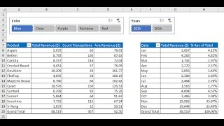 Highline Excel 2016 Class 03: Data Analysis Fundamentals: PivotTables, Power Query & Data Model thumbnail