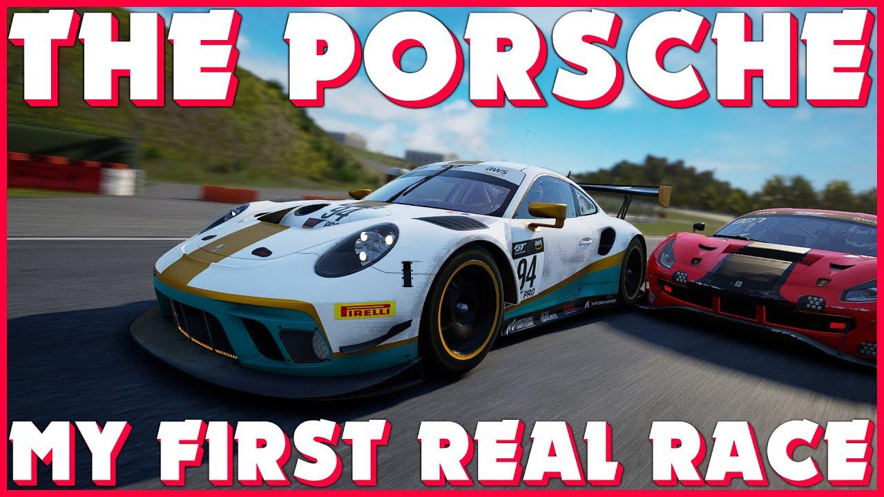 (1) My First Race in the Porsche | Understanding the Porsche in Assetto Corsa Competizione – YouTube