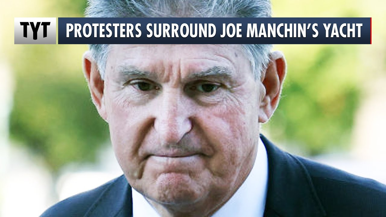 West Virginians Are Disappointed in Joe Manchin