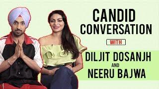 Shadaa   Diljit Dosanjh and Neeru Bajwa's EXCLUSIVE interview