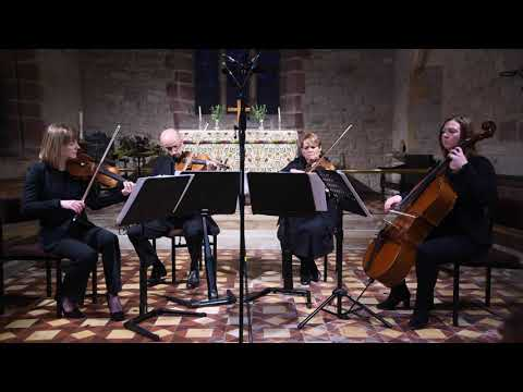 Moondance-Van Morrison-Capriccio Quartet arranged by Bojana Jovanovic