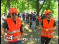 Столкновение в парке Яланского
