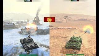 Object 140 - T62A World Of Tank Blitz ACE