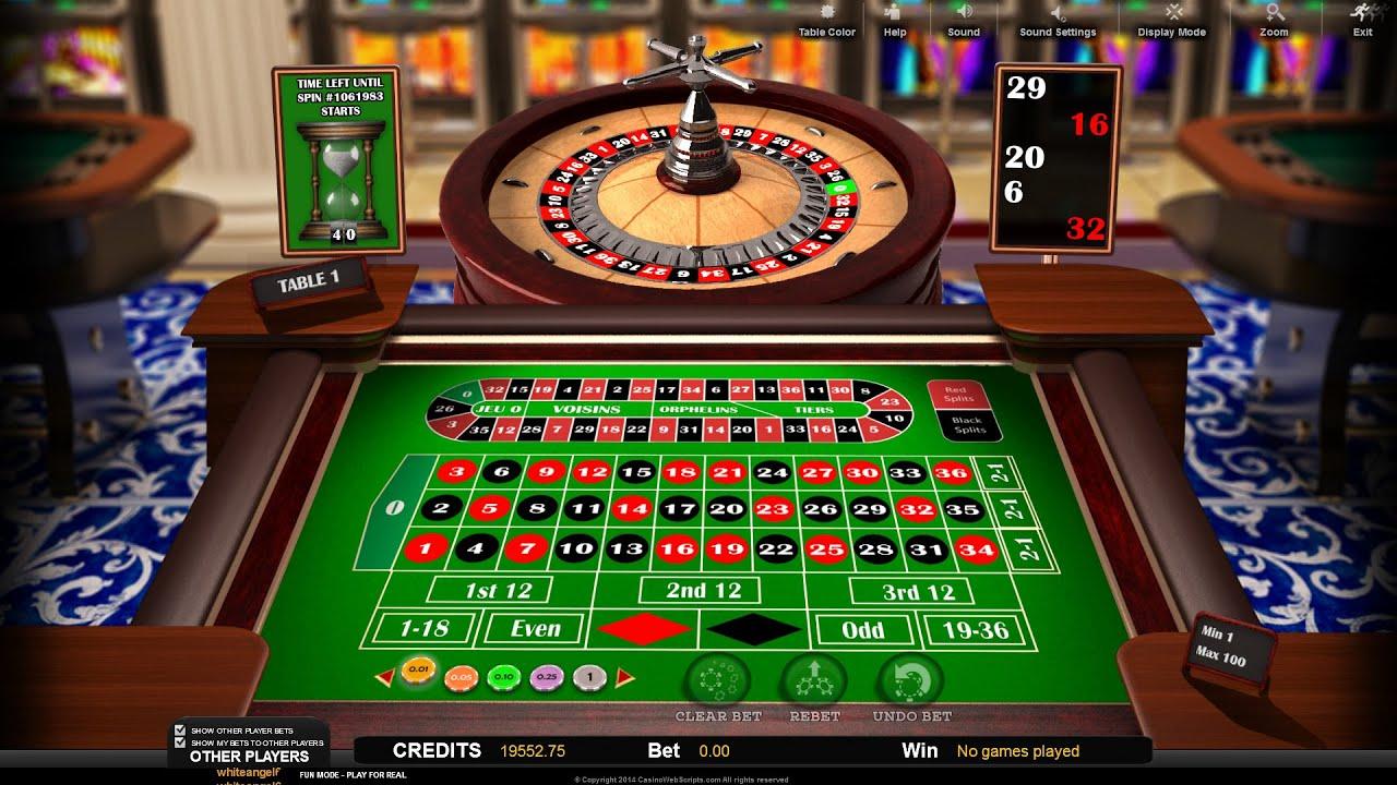 Online Casino Europe