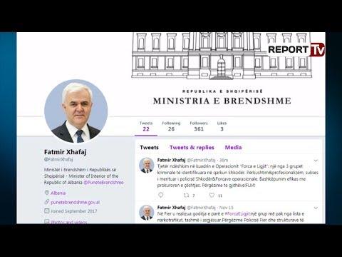 Report TV - Xhafaj: Në Shkodër 3 grupe kriminale, 1 u shkatërrua