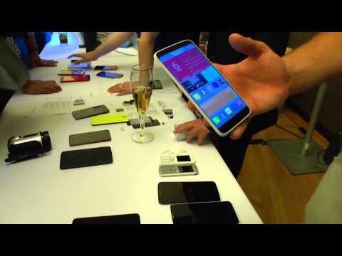 Alcatel One Touch Hero: e-ink, LED Cover e Wireless   Anterpima IFA 2013