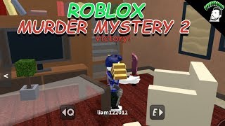 Roblox Murder Mystery 2 con mio figlio [gameplay ita]