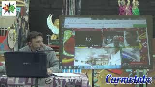 Presentación de la Página Web www.asociacioncarnavaldecarmona.com con Raúl Garrido