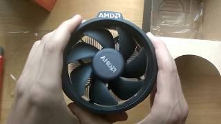 Розпакування процесора AMD Ryzen 5 1600 з Rozetka com ua