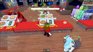 Piza place work jobs!! Roblox