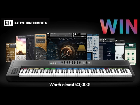 Time+Space Native Instruments NKS Competition