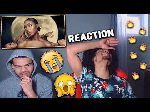 Normani - Waves (Official Video) Ft. 6LACK | REACTION 😭💞😻💥