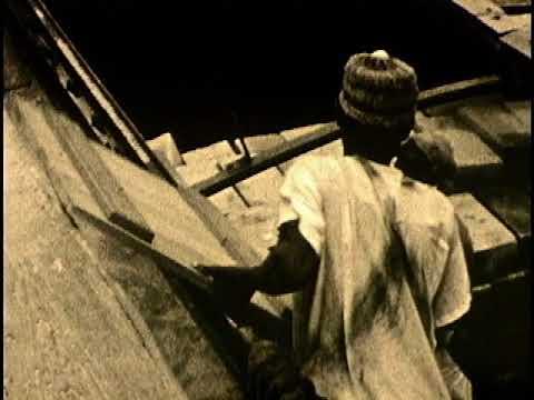 T. D. Mallinson - The Gambia (1951?) - Scenes in Bathurst (Banjul)