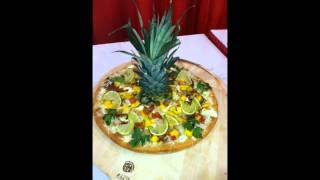The World's Best Gourmet Pizza: 'tropical Pie' Wins Highest Honor